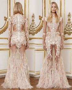 Ricardo Tisci collection for Givenchy