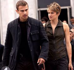 Can't wait for insurgent to come out!