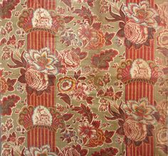 Textiles (Furnishing) - Textile, printed (Ex-window hanging) - Search the Collection - Winterthur Museum