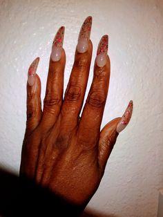Long Nail Designs, Long Nails