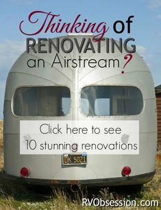 Airstream interior design ideas 16