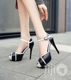 946668b3e2b5a Latest   Stylish Designer High Heels for Girls   Shoes Fashion for Women