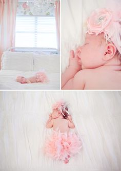 A Sweet Nursery and Lifestyle Newborn Session