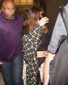 Selena Gomez at Los Angeles International airport-08-14-2016
