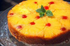 Tropische ananastaart
