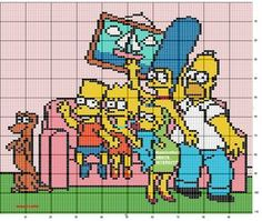 Simpsons page