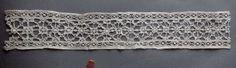 Study Piece of 17th C Reticella Needle Lace | eBay