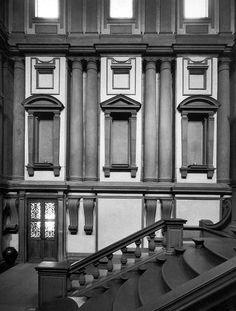 Biblioteca Laurenciana, Miguel Ángel, Florencia. Cinquecento.