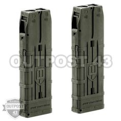Dye DAM 20 Round Mags OLIVE