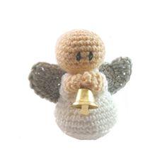Engel hangertje - Kerst patronen - Nederlandse patronen