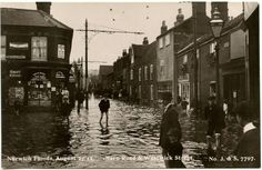 1912 Floods Barn Road & Westwick Street