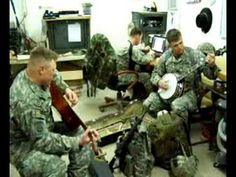 ▶ A little Picking in Iraq - YouTube GOD BLESS AMERICA