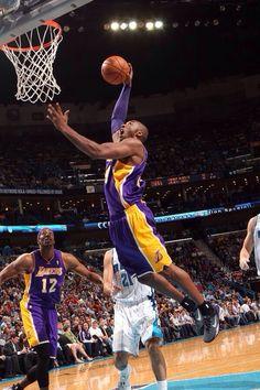 Kobe Bryant - LA Lakers. Los Angelo's