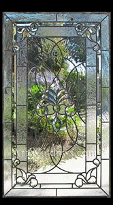 Stained Glass and Beveled Glass Window