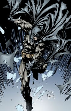 Batman - David Finch