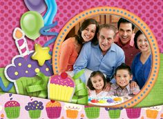 Happy Birthday Photo Frames Capture your special birthday moments with HAPPY BIRTHDAY PHOTO FRAME. Grab this epic photo montage and beautify your pics for Free. Use special frame effects to make your pic even better.