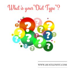 Determine your body type and kickstart your diet!