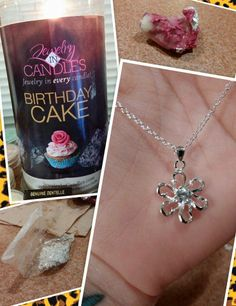 Want one of your Own?? Order here: https://www.jewelryincandles.com/store/alexis_loperena