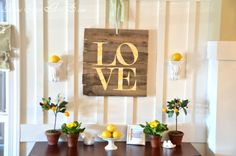 How to make a Pallet sign - Home stories A 2 Z.