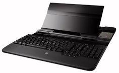 Amazon.com: Logitech Alto Notebook Stand w/Integrated Keyboard: Electronics ($200)