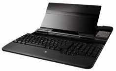 Amazon.com: Logitech Alto Notebook Stand w/Integrated Keyboard: Electronics ($200)