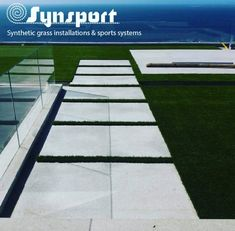 """#syntheticlawn #savewater #synsport #syntheticgrass #southafrica #capetown #sportsurface #lawns #capetowndrought #watershortage Save water and save costs! """"Is your lawn looking brown and tired due to lack of water and the high heat. Synthetic Lawn is the real waterless solution for your lawn. With water restrictions gripping Cape Town, Capetonians' are looking for ways to reduce their water spend and offer their support during the drought."""