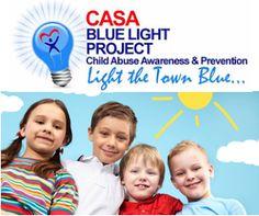 The Blue Light Project ~ CASA of Adams & Broomfield Counties   Macaroni Kid Thornton-Northglenn-Brighton and MK Broomfield