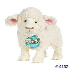 Webkinz Fleecy Sheep