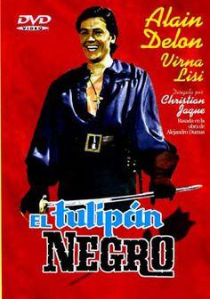 El tulipán negro (1964) Francia. Dir: Christian Jaque. Aventuras. Comedia. Acción. Revolución francesa - DVD CINE 838