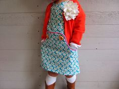 Compagnie M. Louisa Dress Pattern