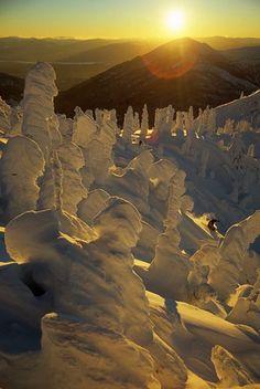 World Class Ski Village - Fernie Alpine Resort, British Columbia, Canada