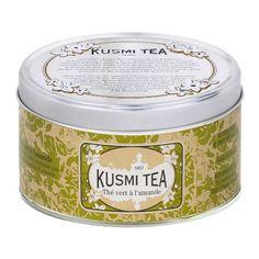 ALMOND GREEN TEA Kusmitea http://www.amazon.com/dp/B0014WHGVE/ref=cm_sw_r_pi_dp_ZTvlwb01D0CSM