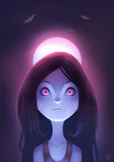 Marceline! Drawn By James P Brouwer  Blog