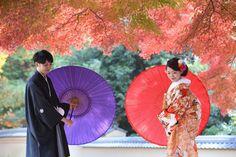 日本人だもの、一度は和装して写真に残したい♪とお考えの方、多いのではないでしょうか?? フォトアイテムは洋装に合わせやすいものが多い印象がありますが、和装でも素敵に使いたい! 和装の写真撮影で使える、はんなり和風のアイテムをご紹介☆