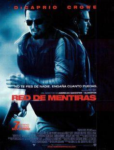 RED DE MENTIRAS. dvd.
