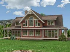 Prefab Homes on Timber Frame Homes Princeton Cedar Homes Prefab Log