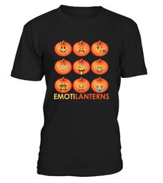 EMOTILANTERN Funny Emoji Pumpkin   => Check out this shirt by clicking the image, have fun :) Please tag, repin & share with your friends who would love it. halloween costume ideas #halloween #hoodie #ideas #image #photo #shirt #tshirt #sweatshirt #tee #gift #perfectgift #birthday