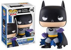Batman POP! Vinyl Figure - Golden Age Batman (Specialty Exclusive) @Archonia_US