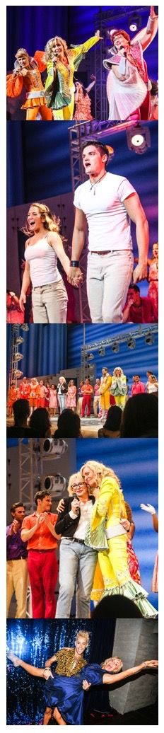 Photos! Farewell, Dancing Queens: A Final Broadway Bow for Mamma Mia! #pinoftheday