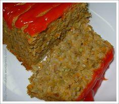 Rice and Lentil Loaf
