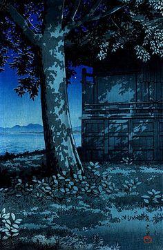 浮世絵 - 川瀬 巴水 (Kawase Hasui)