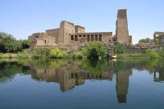 The Temple of Isis at Philae - Crystalinks