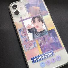 Kpop Phone Cases, Diy Phone Case, Cute Phone Cases, Phone Covers, Iphone Cases, Homemade Phone Cases, Matching Phone Cases, Kpop Diy, Aesthetic Phone Case