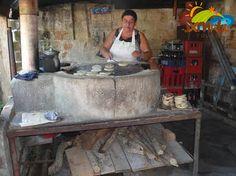 Deliciosas Pupusas elaboradas de forma artesanal