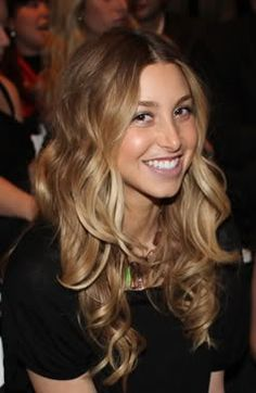 Box No. 216: Whitney Port's beautiful hair color done by Johnny Ramirez
