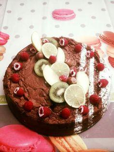 Coeur de mousse #cuisine #cook #dessert #chocolat #coffeeshop