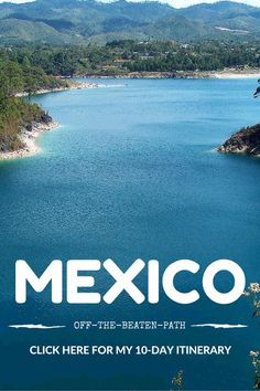 Unique #Mexico Attractions: My 10-Day Itinerary