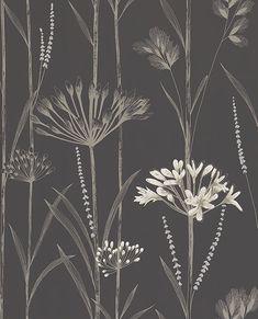 Gardinum wallpaper by Harlequin