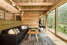 Die 50 Besten Bilder Von Wohnstil Chalet Design Interiors