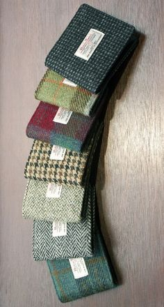 In July 2015, we started stocking a wide range of Harris Tweed products. As such…